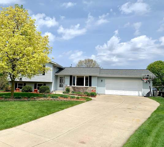 421 Lexington Ct, Watertown, WI 53098 (#1689663) :: RE/MAX Service First