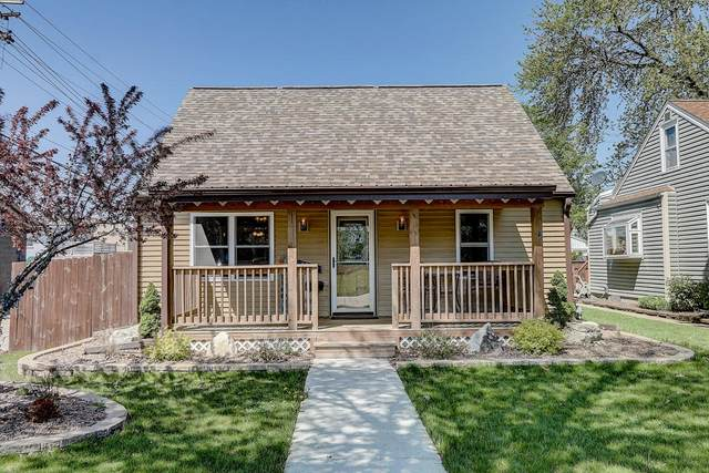 1357 S 112th St, West Allis, WI 53214 (#1689978) :: RE/MAX Service First Service First Pros
