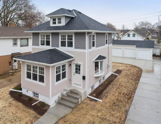 536 N 66th St, Wauwatosa, WI 53213 (#1690516) :: Keller Williams Realty - Milwaukee Southwest