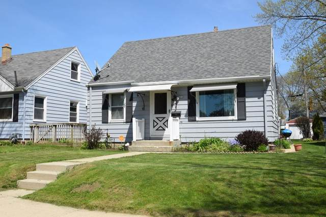 3406 N 87th St, Milwaukee, WI 53222 (#1690552) :: Keller Williams Realty - Milwaukee Southwest