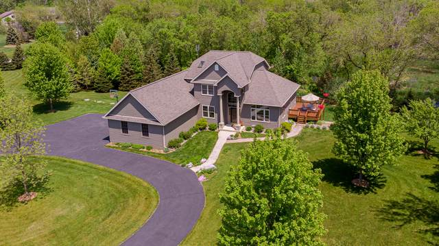 N5213 Mark Dr, Plymouth, WI 53073 (#1690785) :: RE/MAX Service First