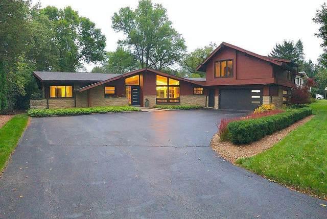 1120 E Brown Deer Rd, Bayside, WI 53217 (#1690925) :: Keller Williams Realty - Milwaukee Southwest