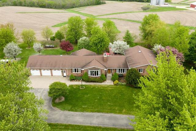 E6750 County Road Nn, Franklin, WI 54665 (#1691240) :: RE/MAX Service First Service First Pros
