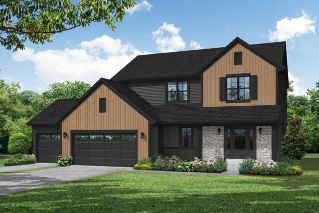 2768 Lakeview Dr, East Troy, WI 53120 (#1691607) :: NextHome Prime Real Estate
