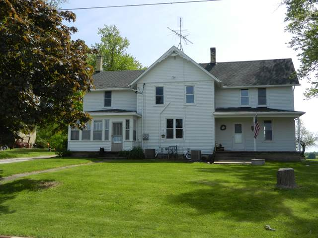 N614 County Road R, Lebanon, WI 53098 (#1691954) :: RE/MAX Service First Service First Pros