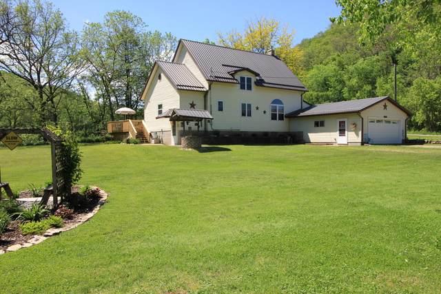 S4579 Newton Rd, Harmony, WI 54632 (#1692233) :: Tom Didier Real Estate Team