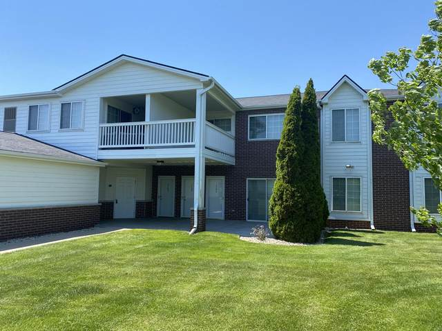827 Lannon Ter #1105, Mount Pleasant, WI 53405 (#1692260) :: Tom Didier Real Estate Team
