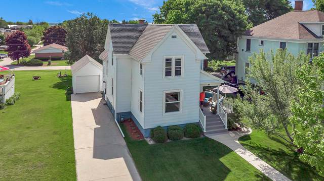 45 Hein Ave, Plymouth, WI 53073 (#1692325) :: RE/MAX Service First Service First Pros