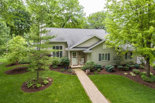 N2443 Shoreview Dr, Linn, WI 53147 (#1692351) :: NextHome Prime Real Estate