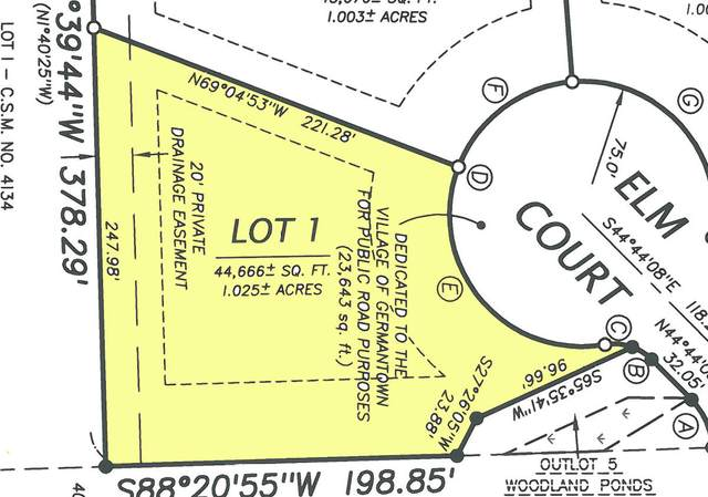 LT1 Elm Ct, Germantown, WI 53022 (#1692406) :: Tom Didier Real Estate Team