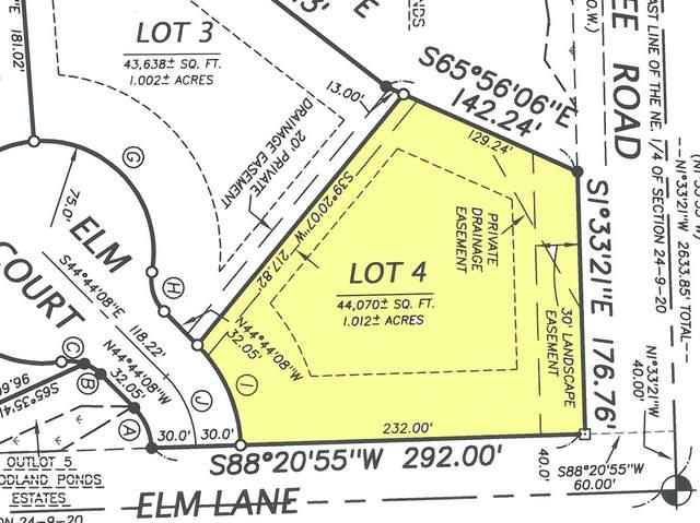 LT4 Elm Ct, Germantown, WI 53022 (#1692407) :: Tom Didier Real Estate Team