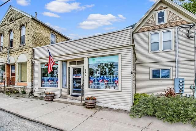 447 W Main St, Newburg, WI 53060 (#1692820) :: OneTrust Real Estate