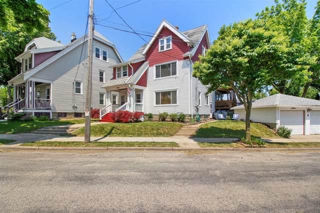 1812 E Estes St #1814, Milwaukee, WI 53207 (#1692891) :: OneTrust Real Estate