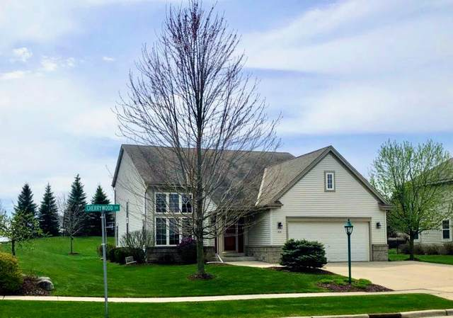 630 Cherrywood Dr, Waterford, WI 53185 (#1693022) :: RE/MAX Service First Service First Pros