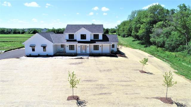 S86W34915 Knoll Rd, Eagle, WI 53119 (#1694188) :: OneTrust Real Estate