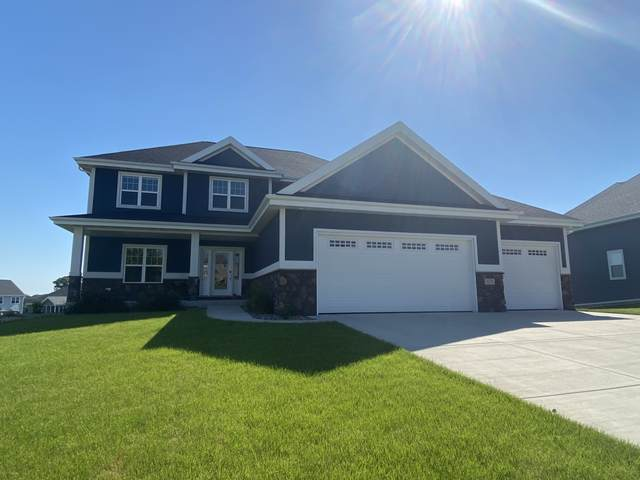 829 Raven Ct, Oregon, WI 53575 (#1694454) :: Tom Didier Real Estate Team