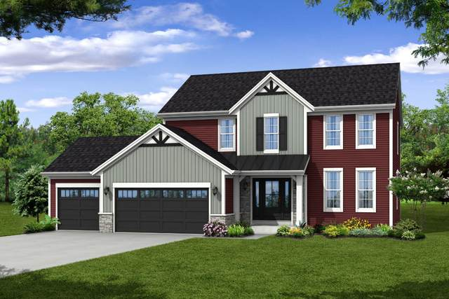 2864 Lakeview Dr, East Troy, WI 53120 (#1694879) :: NextHome Prime Real Estate