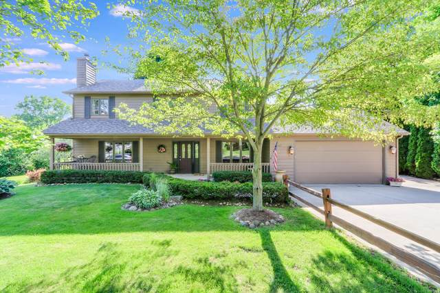N1545 Oak St, Linn, WI 53147 (#1694932) :: NextHome Prime Real Estate