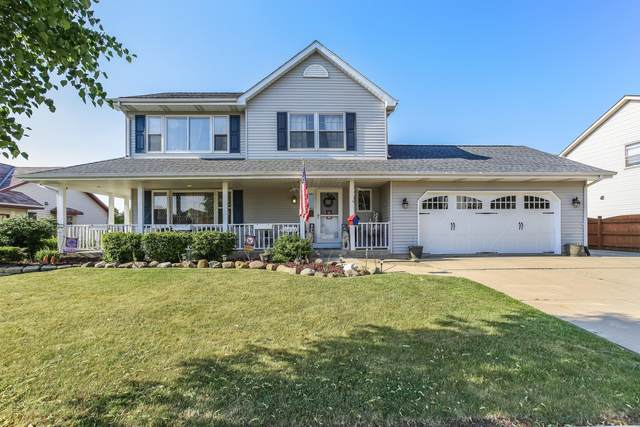 5023 24th Pl, Kenosha, WI 53144 (#1695286) :: RE/MAX Service First Service First Pros