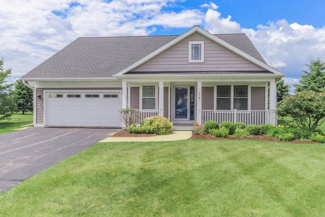 510-D Prairie View Ct, Williams Bay, WI 53191 (#1695652) :: RE/MAX Service First Service First Pros