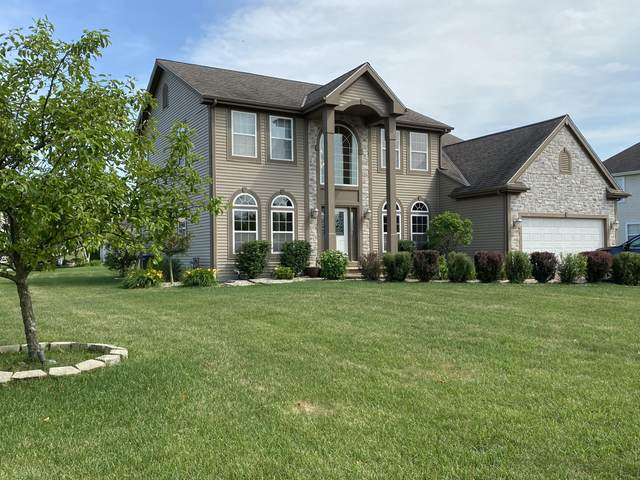 8196 S River Ln, Franklin, WI 53132 (#1696881) :: Keller Williams Realty - Milwaukee Southwest