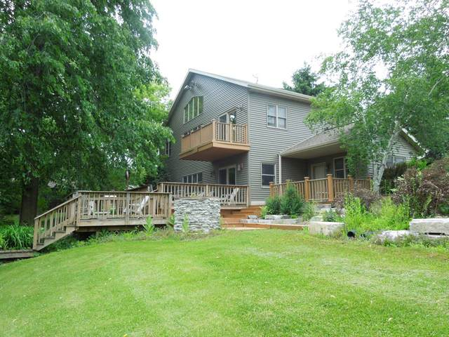8904 Pigeon Lake Rd, Liberty, WI 54245 (#1696918) :: RE/MAX Service First Service First Pros