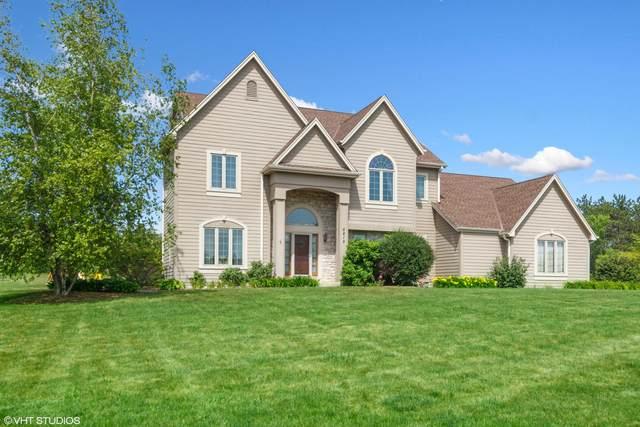 5815 Stefanie Way, Caledonia, WI 53108 (#1696926) :: OneTrust Real Estate