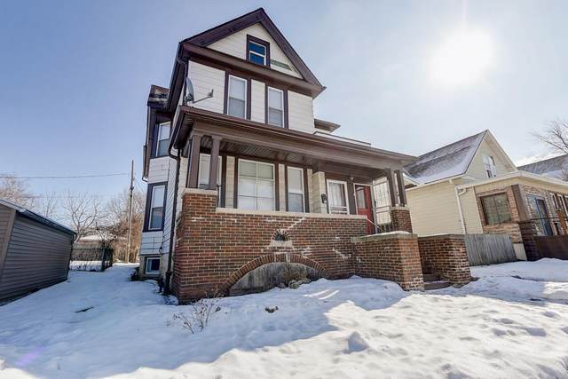 718 S 34th St #720, Milwaukee, WI 53215 (#1696984) :: RE/MAX Service First