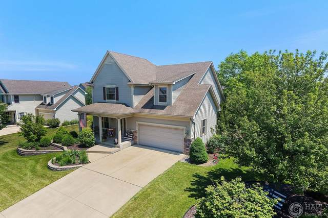 1631 Rolling Green Dr, Mount Pleasant, WI 53406 (#1697298) :: RE/MAX Service First Service First Pros