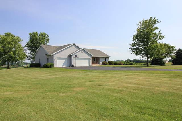 E4562 State Highway 56, Jefferson, WI 54665 (#1697356) :: RE/MAX Service First Service First Pros