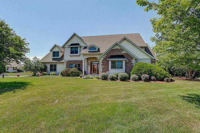 6216 Stefanie Way, Caledonia, WI 53108 (#1697436) :: RE/MAX Service First Service First Pros