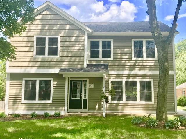 8114 N Whitney Rd, Fox Point, WI 53217 (#1697443) :: RE/MAX Service First Service First Pros