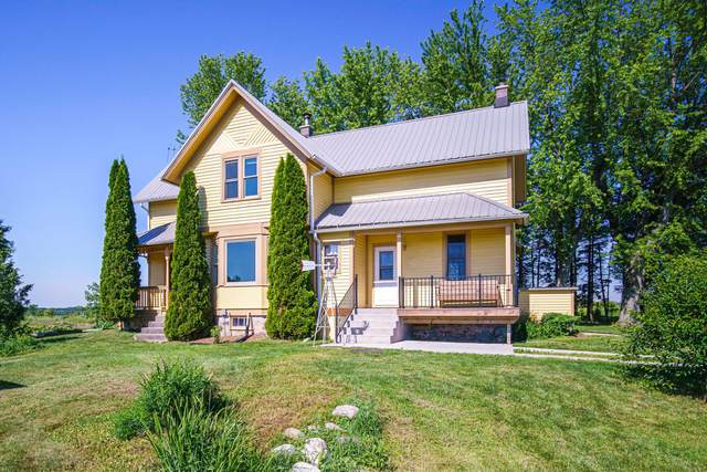 11906 S Union Rd, Centerville, WI 53063 (#1697463) :: Tom Didier Real Estate Team