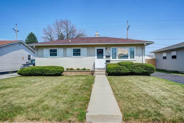 1801 Mount Pleasant St, Racine, WI 53402 (#1697538) :: Tom Didier Real Estate Team