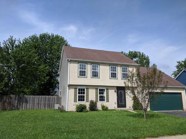 1031 Teal Trl, Genoa City, WI 53128 (#1697911) :: RE/MAX Service First Service First Pros