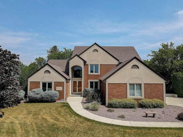 1164 Majestic View Ln, Oconomowoc, WI 53066 (#1698457) :: OneTrust Real Estate