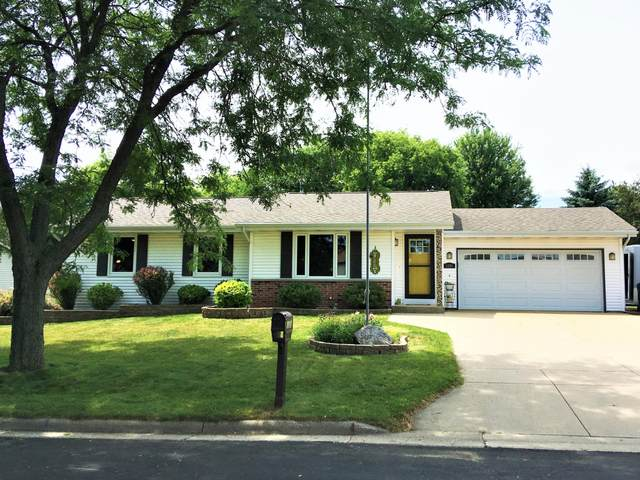 1321 Commonwealth Dr, Fort Atkinson, WI 53538 (#1698519) :: RE/MAX Service First Service First Pros