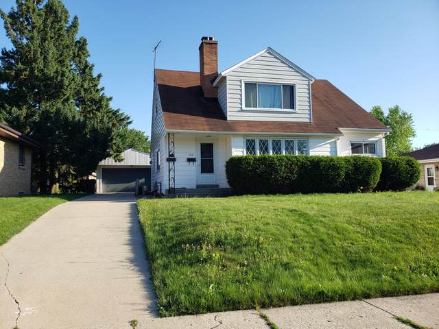 1319 Manitowoc, South Milwaukee, WI 53172 (#1698681) :: RE/MAX Service First Service First Pros