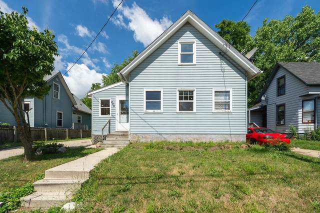 400 Cliff  St, Racine, WI 53404 (#1699102) :: Tom Didier Real Estate Team