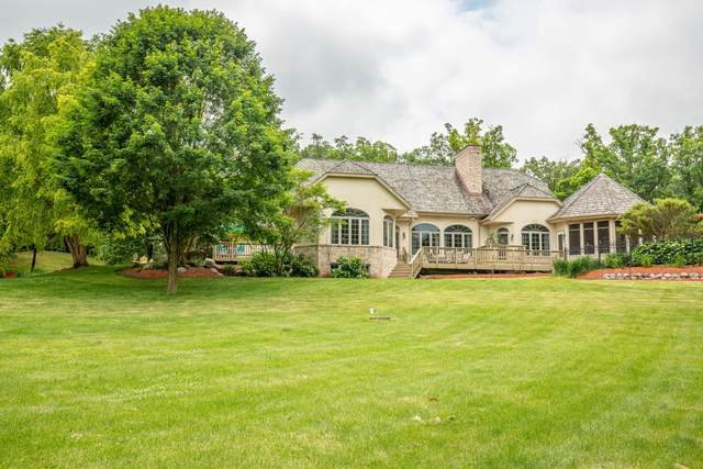 W1166 Hidden Oaks Dr, East Troy, WI 53120 (#1699126) :: OneTrust Real Estate