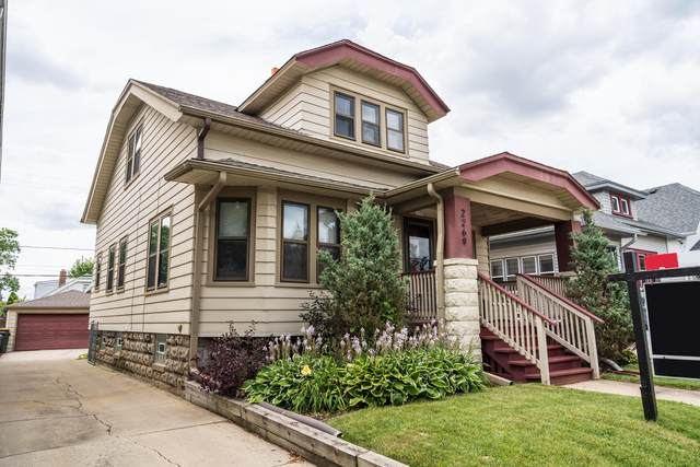 2269 N 61st St, Wauwatosa, WI 53213 (#1699848) :: Keller Williams Realty - Milwaukee Southwest
