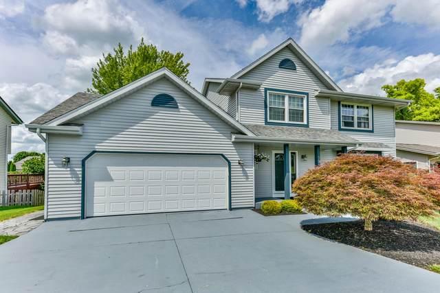 924 Weiler Rd, Burlington, WI 53105 (#1700106) :: OneTrust Real Estate
