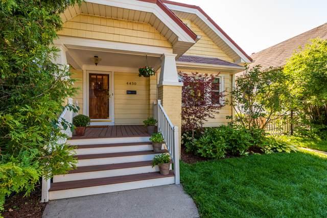4450 N Bartlett Ave, Shorewood, WI 53211 (#1700251) :: Tom Didier Real Estate Team