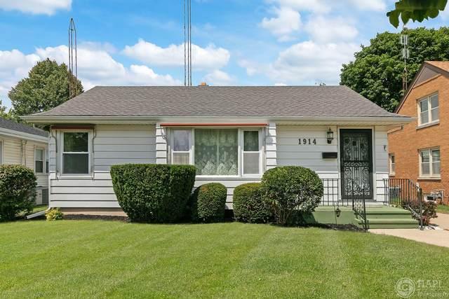 1914 74th Pl, Kenosha, WI 53143 (#1700758) :: OneTrust Real Estate
