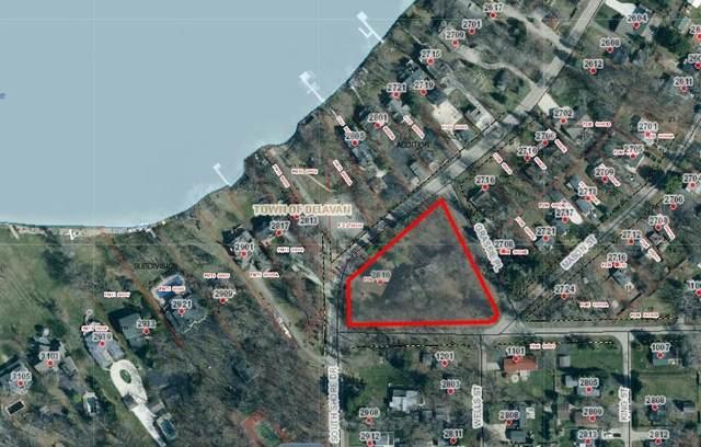 2810 South Shore Dr, Delavan, WI 53115 (#1701064) :: OneTrust Real Estate