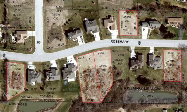 0 Rosemary Ln, Mount Pleasant, WI 53406 (#1701469) :: Tom Didier Real Estate Team