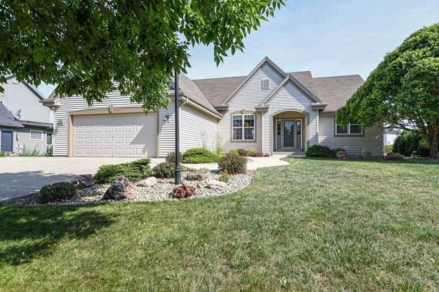 8053 East Ridge Dr, Pleasant Prairie, WI 53158 (#1701627) :: NextHome Prime Real Estate