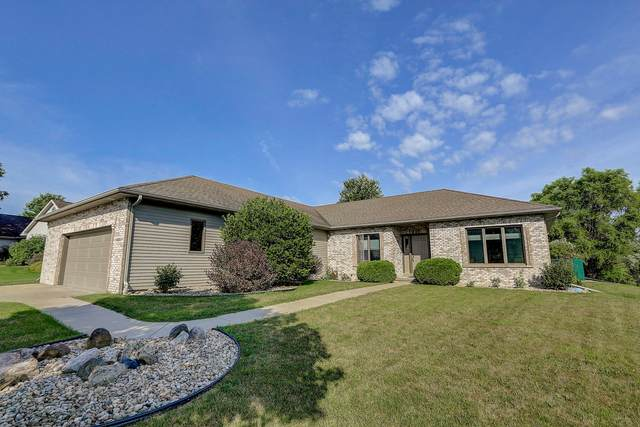 6604 Meredith Way, McFarland, WI 53558 (#1701936) :: NextHome Prime Real Estate