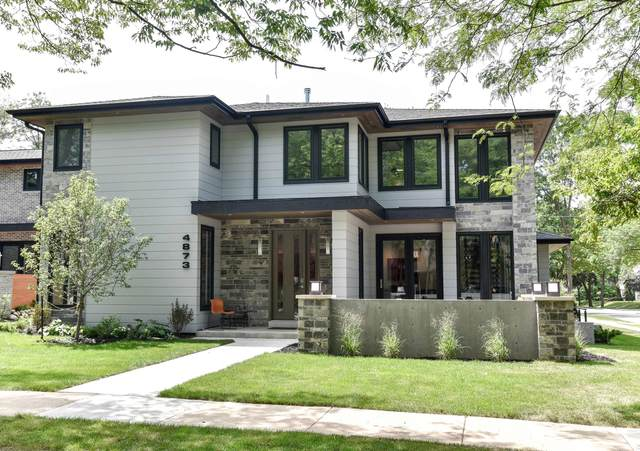 4873 N Oakland Ave, Whitefish Bay, WI 53217 (#1702145) :: Tom Didier Real Estate Team