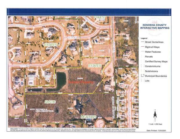 Lot 13 13th St, Somers, WI 53144 (#1702194) :: Tom Didier Real Estate Team